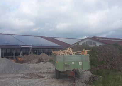 Instalacja kierunek - południe o mocy 160kWp